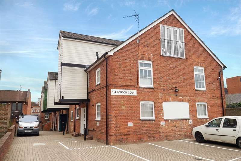 2 Bedrooms Apartment Flat for sale in London Court, East Street, Reading, Berkshire, RG1