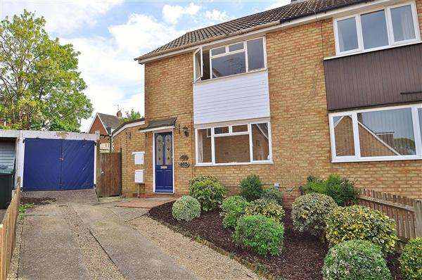 2 Bedrooms End Of Terrace House for sale in Ashford, TN23