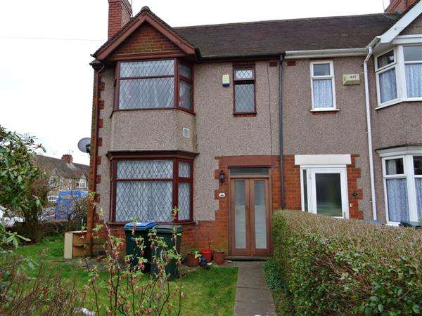 3 Bedrooms Semi Detached House for sale in Benson Road, Coventry