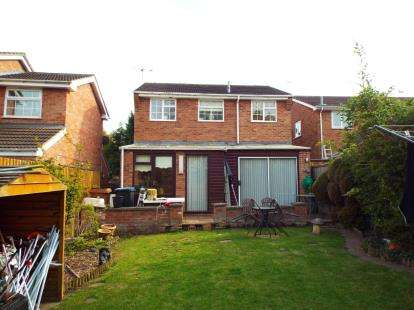4 Bedrooms Detached House for sale in The Drive, Barwell, Leicester, Leicestershire