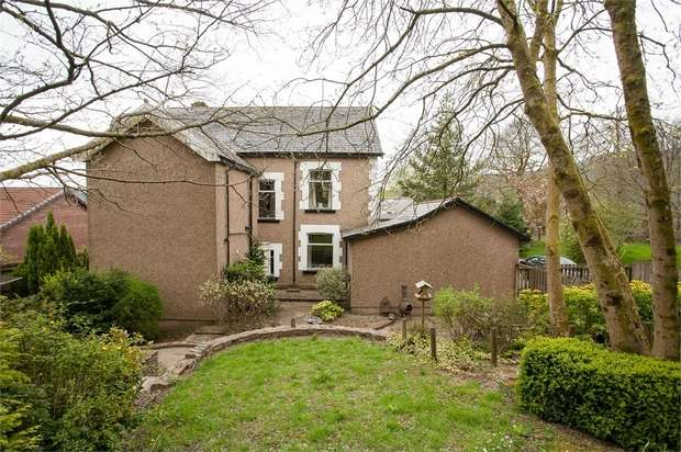 4 Bedrooms Detached House for sale in Dunraven Terrace, Treorchy, Mid Glamorgan