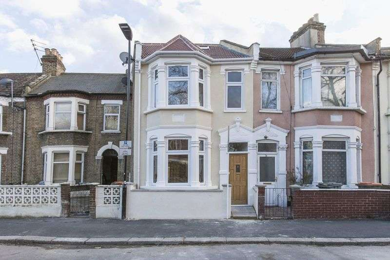 5 Bedrooms Terraced House for sale in St. Georges Road, Forest Gate, E7