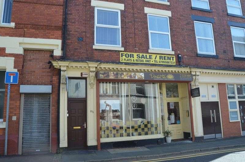 Flat for sale in High Street, Runcorn