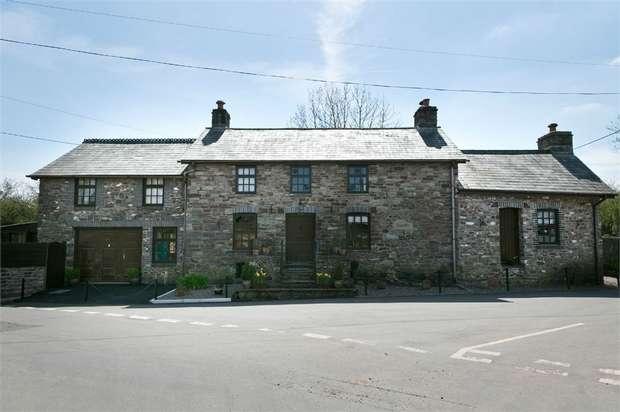 4 Bedrooms Detached House for sale in Pentrefelin, Sennybridge, Brecon, Powys