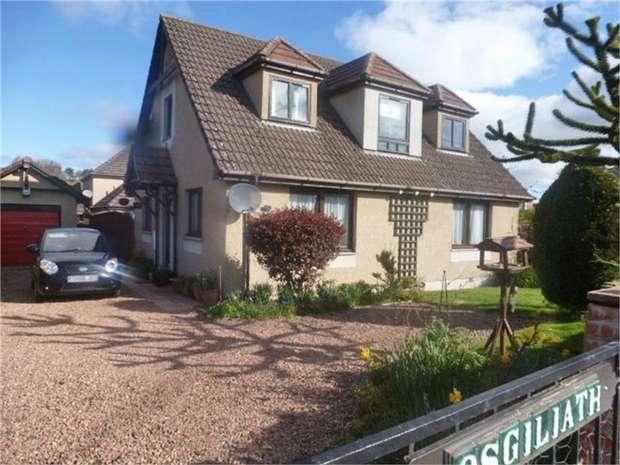 4 Bedrooms Detached House for sale in Main Road, Westmuir, Kirriemuir, Angus