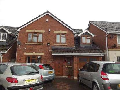 5 Bedrooms Detached House for sale in Capilano Road, Birmingham, West Midlands
