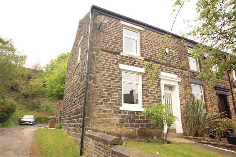 2 Bedrooms Property for sale in Huddersfield Road, Newhey, Rochdale