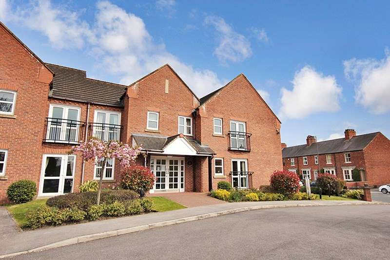 1 Bedroom Retirement Property for sale in Ingle Court, Market Weighton, YO43 3HB