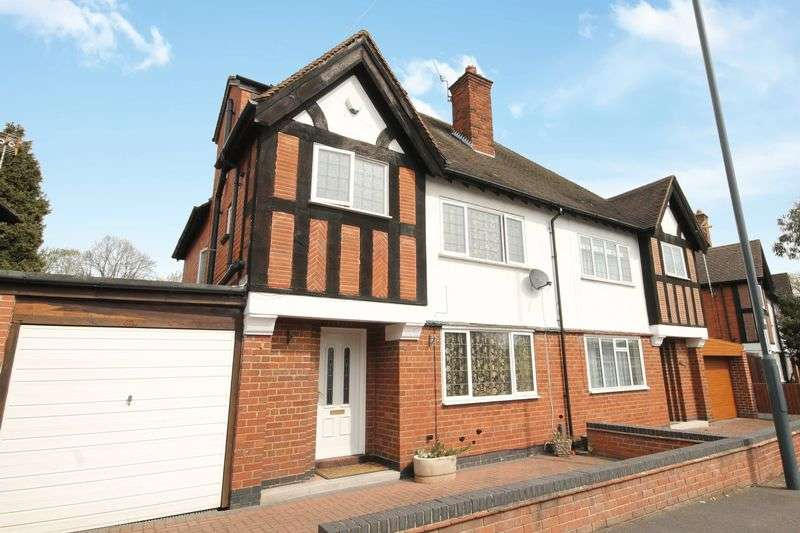 4 Bedrooms Semi Detached House for sale in CARLTON ROAD, DERBY