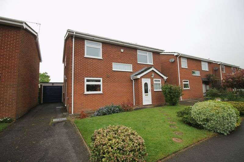 4 Bedrooms Detached House for sale in The Osiers, Buckden, Huntingdon, Cambridgeshire