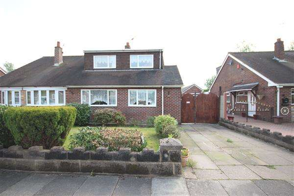 3 Bedrooms Bungalow for sale in Power Grove, Longton, Stoke on Trent