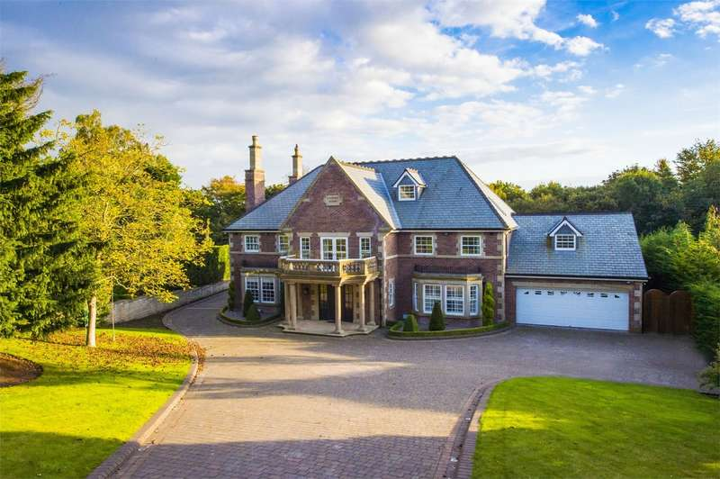 7 Bedrooms Detached House for sale in Knowsley Grange, Heaton, Bolton, Lancashire