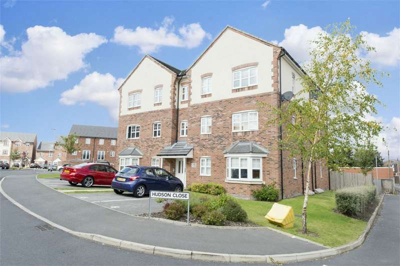 1 Bedroom Flat for sale in Hudson Close, Deane, Bolton, Lancashire
