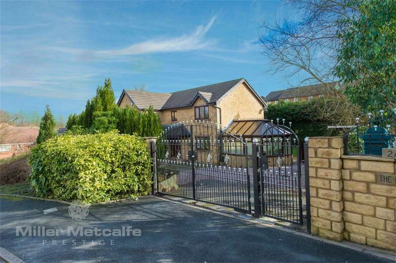 5 Bedrooms Detached House for sale in Brookwater Close, Tottington, Bury, Lancashire