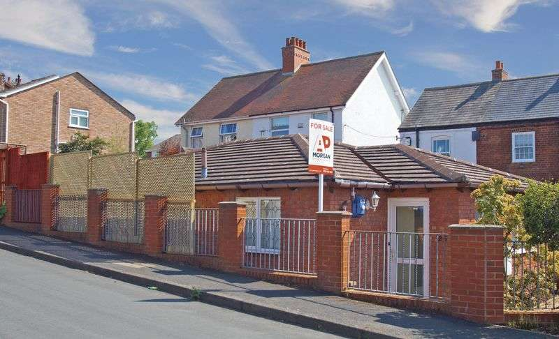 2 Bedrooms Detached Bungalow for sale in Middleton Road, Bromsgrove