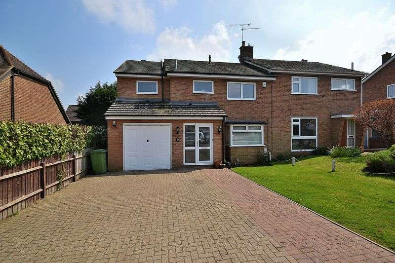 4 Bedrooms Semi Detached House for sale in Salden Close, Drayton Parslow