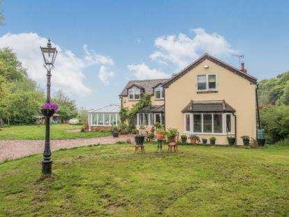 4 Bedrooms Detached House for sale in Parsons Brake, Hanbury, Burton-On-Trent, Staffordshire