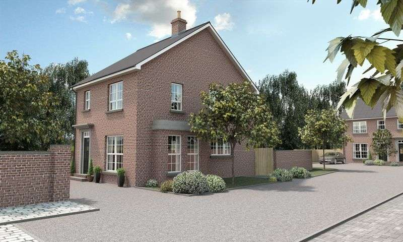 3 Bedrooms Detached House for sale in Quality New Homes on the Tandragee Road, Portadown