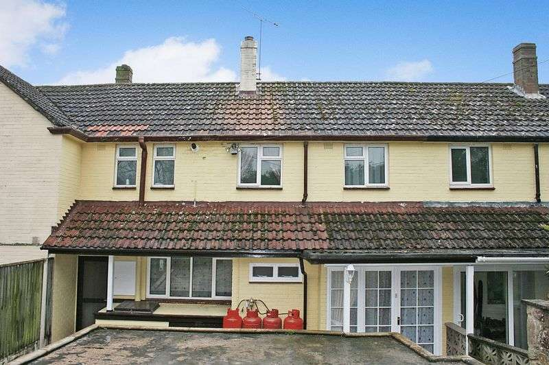 3 Bedrooms Terraced House for sale in Perryfield Estate, Hereford