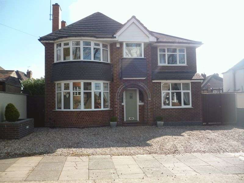 5 Bedrooms Detached House for sale in Edenhall Road Quinton B32 - 5 bed Detached