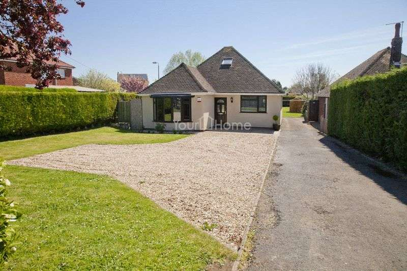 3 Bedrooms Detached House for sale in Lincoln Road, Nettleham, North City. LN2 2NF