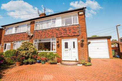 3 Bedrooms Semi Detached House for sale in Links Gate, Fulwood, Preston, Lancashire, PR2
