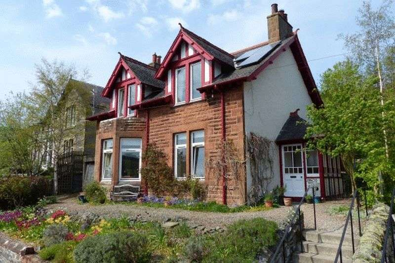 "4 Bedrooms Detached House for sale in ""Merlindale"" 5 Caberston Avenue, Walkerburn"
