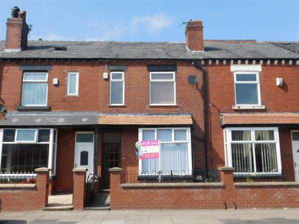 3 Bedrooms Terraced House for sale in Lever Edge Lane, Lancashire