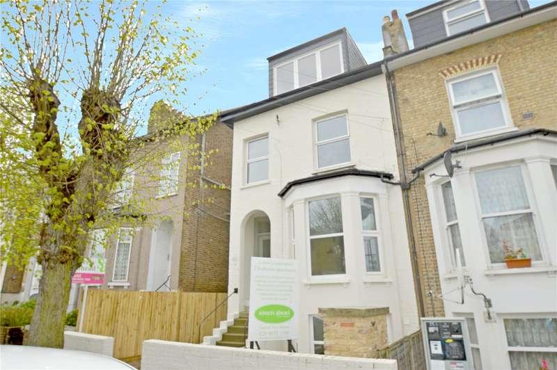 2 Bedrooms Maisonette Flat for sale in Nicholson Road, Croydon