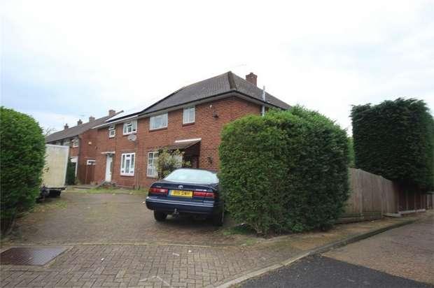 3 Bedrooms Semi Detached House for sale in Tillingbourne Green, ORPINGTON, Kent