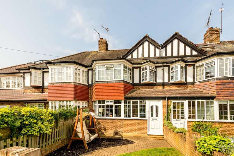 4 Bedrooms House for sale in Lawrence Road, Ham, TW10