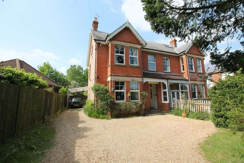 5 Bedrooms Semi Detached House for sale in Tadworth