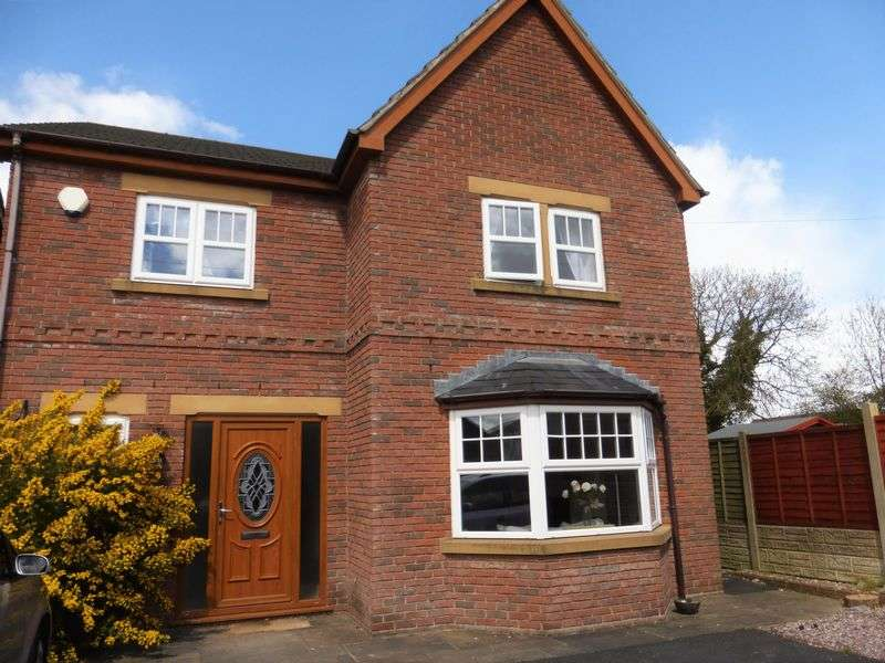 4 Bedrooms Detached House for sale in Liverpool Road, Longton, Preston