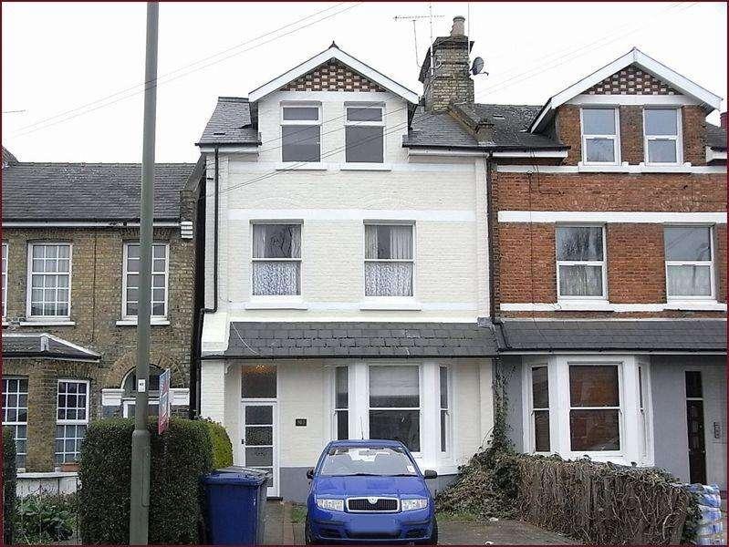 1 Bedroom Flat for sale in East Barnet Road, New Barnet