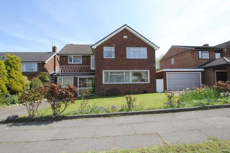 5 Bedrooms Detached House for sale in Quickswood Drive, Woolton, Liverpool, L25