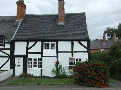 3 Bedrooms End Of Terrace House for sale in West End, Long Whatton, Loughborough, Leicestershire