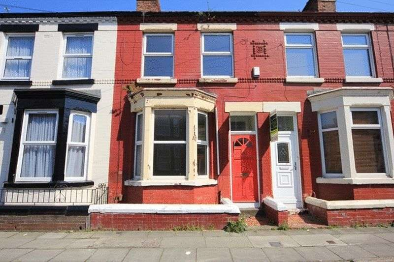 3 Bedrooms Terraced House for sale in Ennismore Road, Old Swan, Liverpool, L13