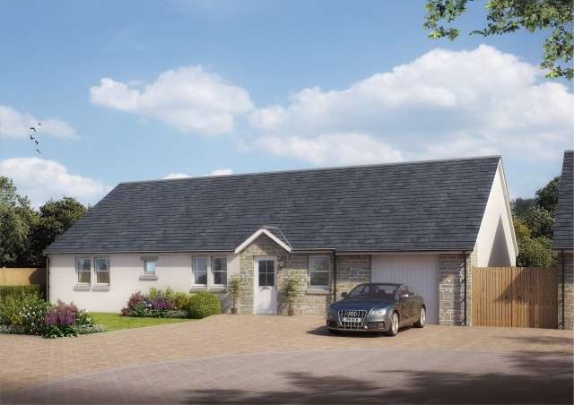 3 Bedrooms Bungalow for sale in Castlegait Development, Glamis, Nr. Forfar, DD8 1RF