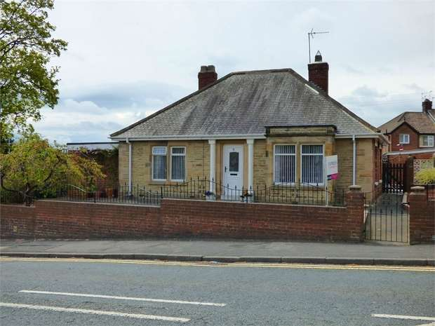 2 Bedrooms Detached Bungalow for sale in Pelaw Bank, Chester le Street, Durham