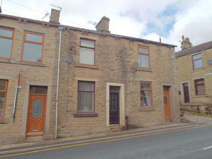 2 Bedrooms Terraced House for sale in Burnley Road, Weir, OL13