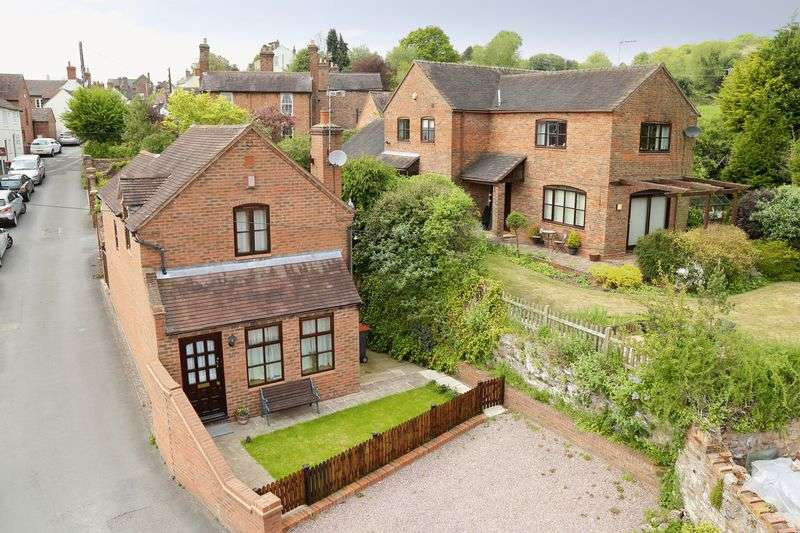 2 Bedrooms Detached House for sale in Belmont Road, Ironbridge