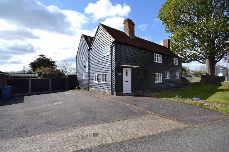4 Bedrooms Detached House for sale in Wharf Road, Stanford-Le-Hope