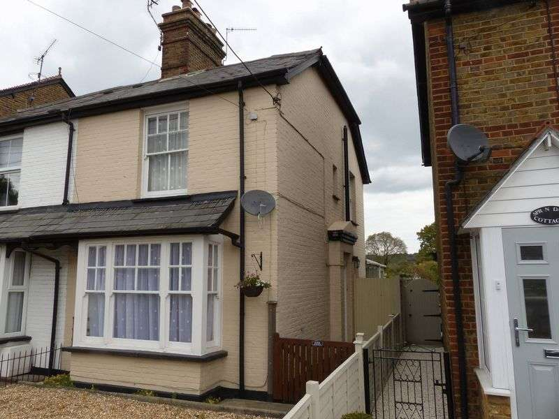 2 Bedrooms Semi Detached House for sale in Bourne End-Hedsor