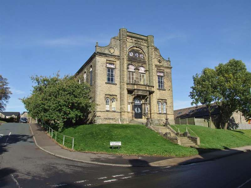 2 Bedrooms Apartment Flat for sale in Abbey Manor, Stainland Road, Stainland, Halifax, HX4 9HF