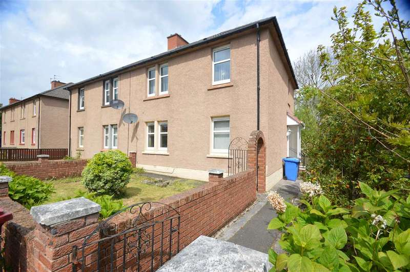 1 Bedroom Apartment Flat for sale in Viewfield Avenue, Blantyre