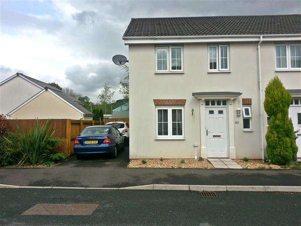 3 Bedrooms End Of Terrace House for sale in Maes Y Ffynnon, Abercynon