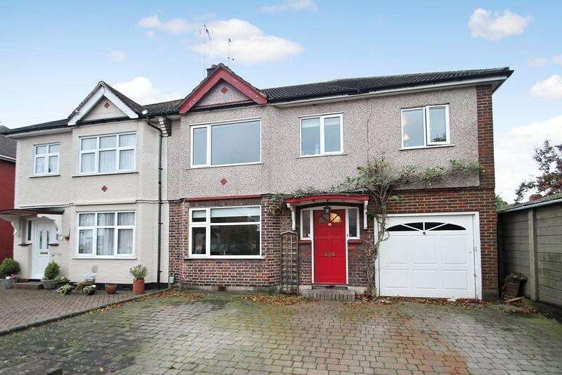 5 Bedrooms Semi Detached House for sale in View Close, Harrow, Middlesex, HA1