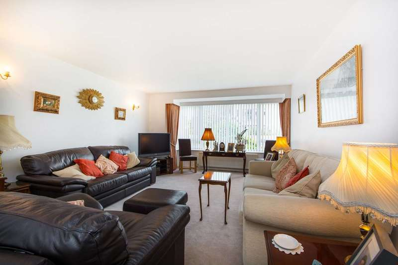 3 Bedrooms Flat for sale in Stanley Road, Sutton, SM2