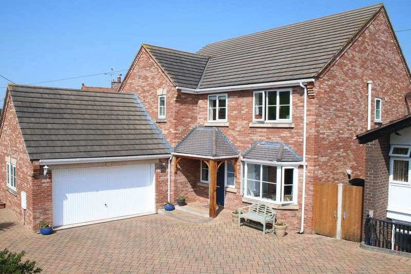 5 Bedrooms Detached House for sale in Llanasa Road, Prestatyn