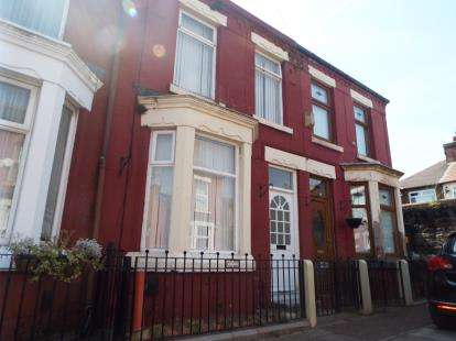 2 Bedrooms Terraced House for sale in Adamson Street, Liverpool, Merseyside, L7